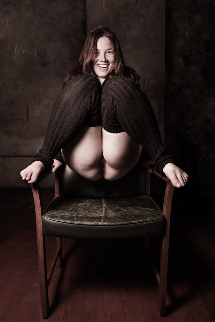 ... the green chair II ...