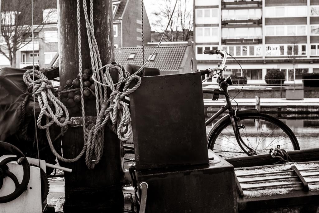 ... bike ...