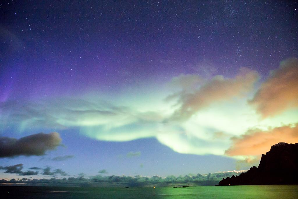 ... burning skies III ...