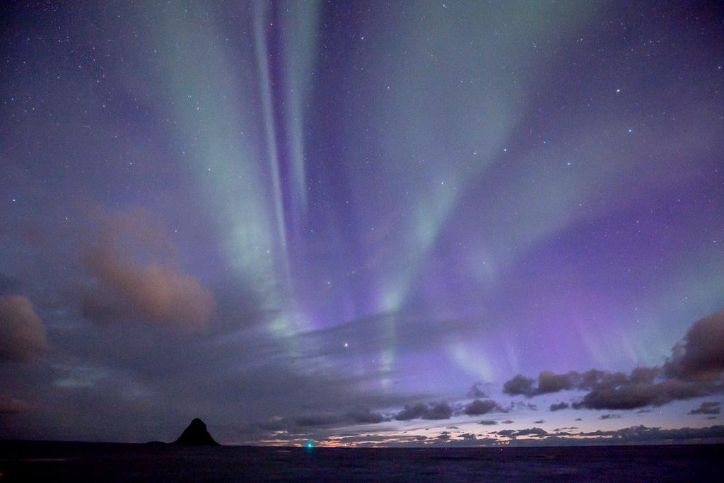 ... aurora II ...